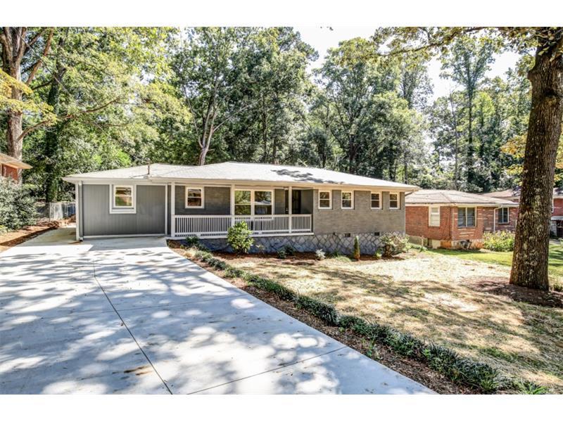 1392 David Circle, Decatur, GA 30032 (MLS #5756291) :: North Atlanta Home Team