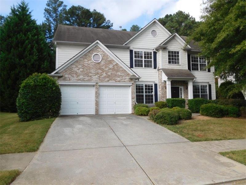 345 Windsong Way, Woodstock, GA 30188 (MLS #5756326) :: North Atlanta Home Team