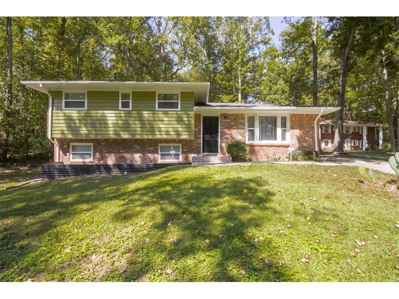 5405 Longmeadow Lane, Atlanta, GA 30349 (MLS #5756331) :: North Atlanta Home Team