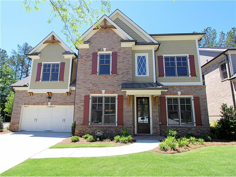 2855 Cogburn Pointe, Alpharetta, GA 30004 (MLS #5756397) :: North Atlanta Home Team