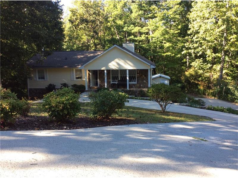 153 Apache Ridge Road, Jasper, GA 30143 (MLS #5756417) :: North Atlanta Home Team