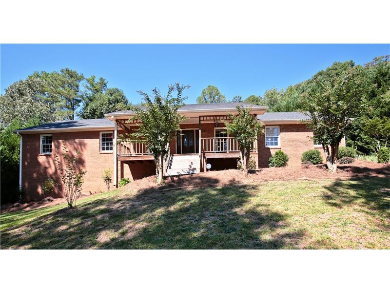 2126 Kings Mountain Drive NE, Conyers, GA 30012 (MLS #5756422) :: North Atlanta Home Team