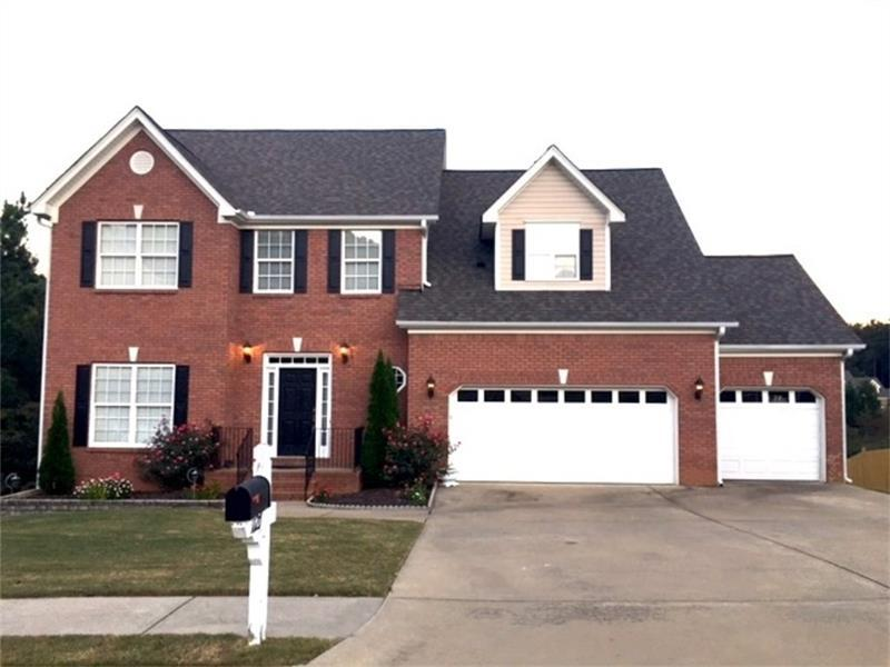 1127 Fountain Lakes Court, Lawrenceville, GA 30043 (MLS #5756463) :: North Atlanta Home Team