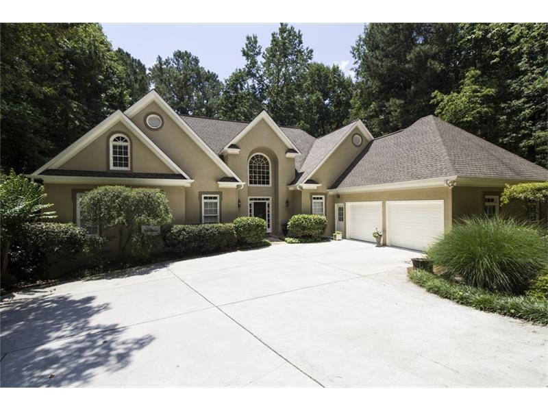 4855 NW Pond Chase NW, Kennesaw, GA 30152 (MLS #5756512) :: North Atlanta Home Team