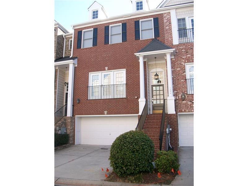 1290 Creekside Terrace, Smyrna, GA 30082 (MLS #5756514) :: North Atlanta Home Team