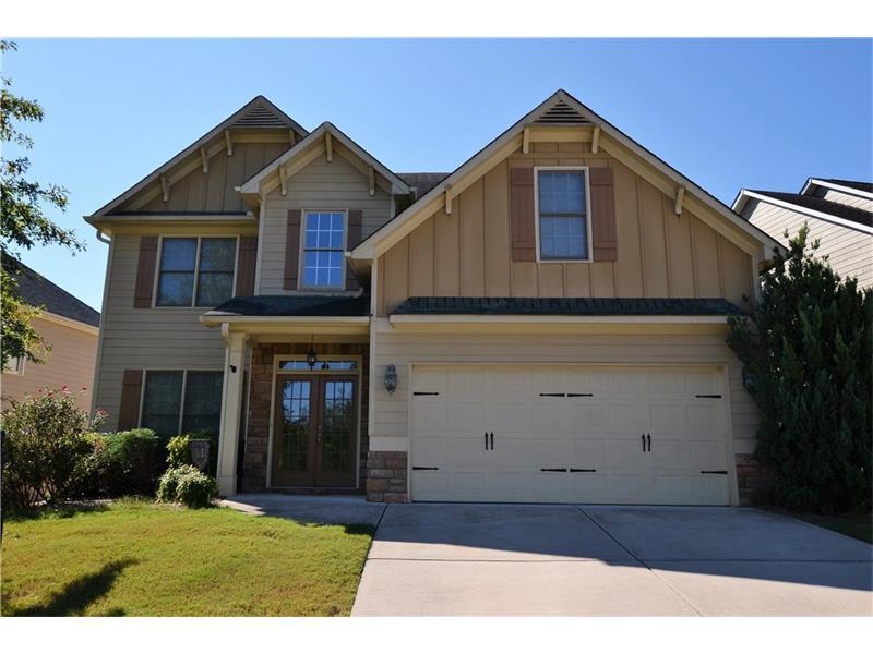 539 S Fortune Way, Dallas, GA 30157 (MLS #5756602) :: North Atlanta Home Team