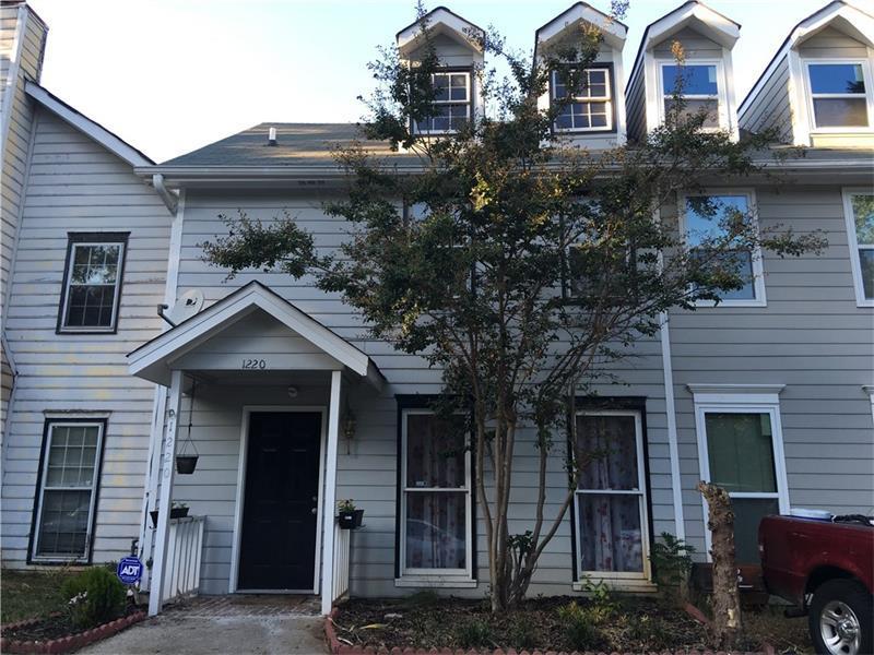 1220 Kennesaw Trace Court NW, Kennesaw, GA 30144 (MLS #5756629) :: North Atlanta Home Team