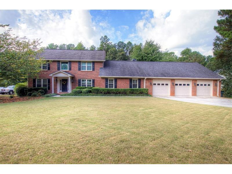 2240 Soaring Lane, Lawrenceville, GA 30044 (MLS #5756661) :: North Atlanta Home Team