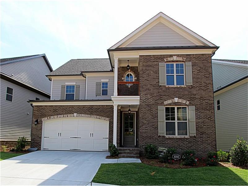 1050 Hargrove Point Way, Alpharetta, GA 30004 (MLS #5756709) :: North Atlanta Home Team