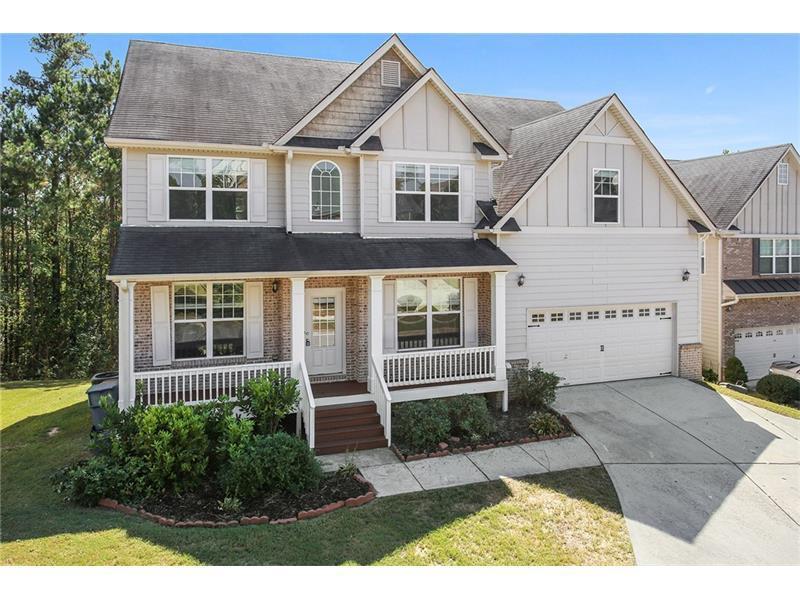 1092 Ashton Park Drive, Lawrenceville, GA 30045 (MLS #5756833) :: North Atlanta Home Team