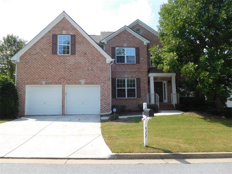 922 Queensbrooke Way, Mableton, GA 30126 (MLS #5756878) :: North Atlanta Home Team