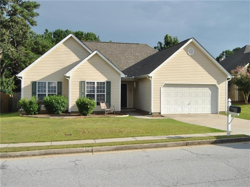 3402 Summit Creek Lane, Loganville, GA 30052 (MLS #5756881) :: North Atlanta Home Team