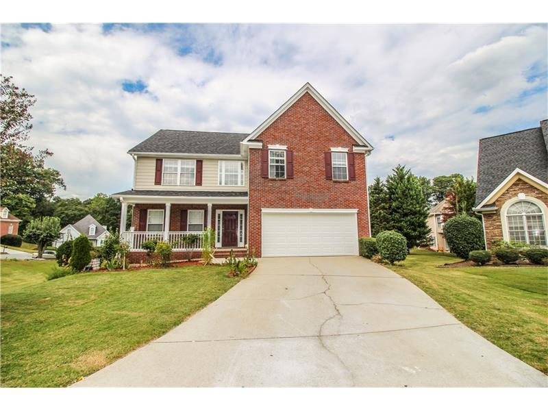 5727 Grove Farm Court, Lilburn, GA 30047 (MLS #5756906) :: North Atlanta Home Team
