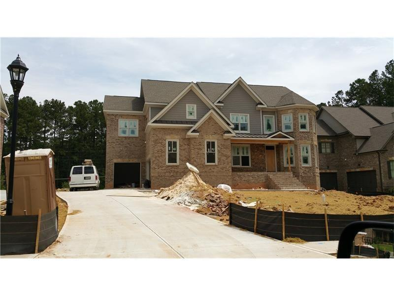 3866 Scotts Mill Run, Peachtree Corners, GA 30096 (MLS #5756912) :: North Atlanta Home Team