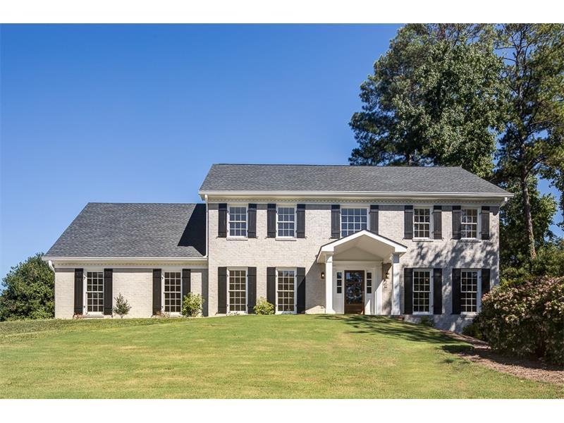 425 Breakwater Ridge, Atlanta, GA 30328 (MLS #5756930) :: North Atlanta Home Team