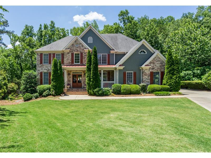 3445 Winborn Walk NW, Kennesaw, GA 30152 (MLS #5756936) :: North Atlanta Home Team