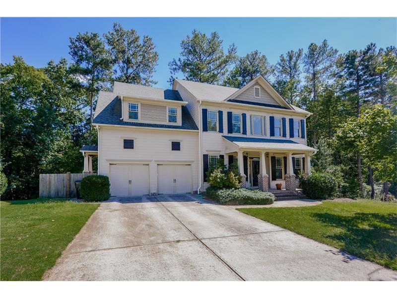 6791 Winding Wade Trail, Austell, GA 30168 (MLS #5756980) :: North Atlanta Home Team