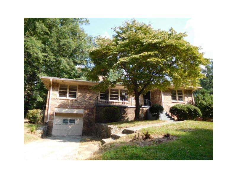 3537 Fairburn Place NW, Atlanta, GA 30331 (MLS #5757165) :: North Atlanta Home Team