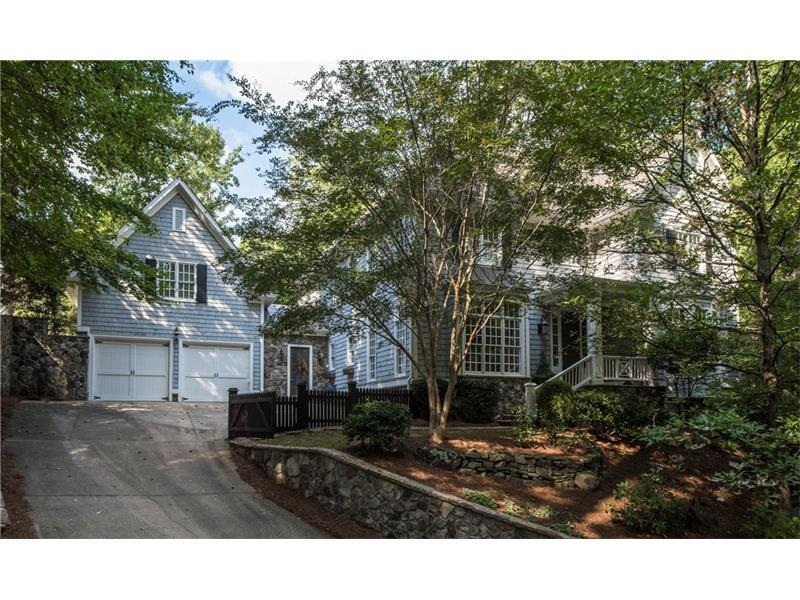 2790 Howell Mill Road NW, Atlanta, GA 30327 (MLS #5757235) :: North Atlanta Home Team