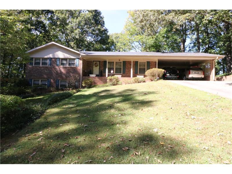 174 Wana Circle SE, Mableton, GA 30126 (MLS #5757259) :: North Atlanta Home Team