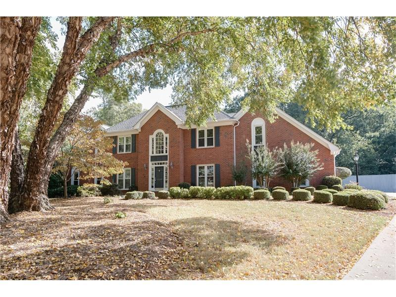 5528 Oakwood Drive, Smoke Rise, GA 30087 (MLS #5757279) :: North Atlanta Home Team