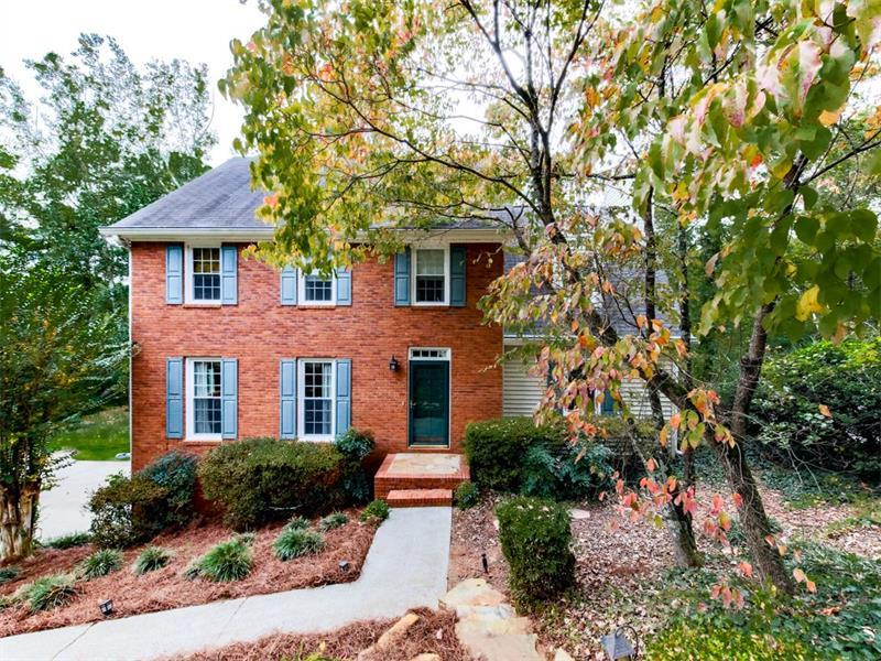 4845 Willow Creek Drive, Marietta, GA 30066 (MLS #5757307) :: North Atlanta Home Team