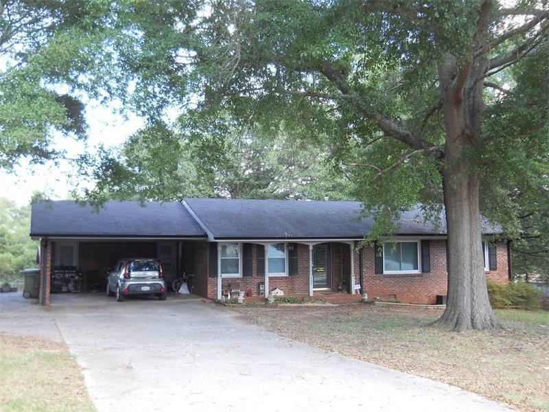 600 Lakeview Drive, Monroe, GA 30656 (MLS #5757314) :: North Atlanta Home Team