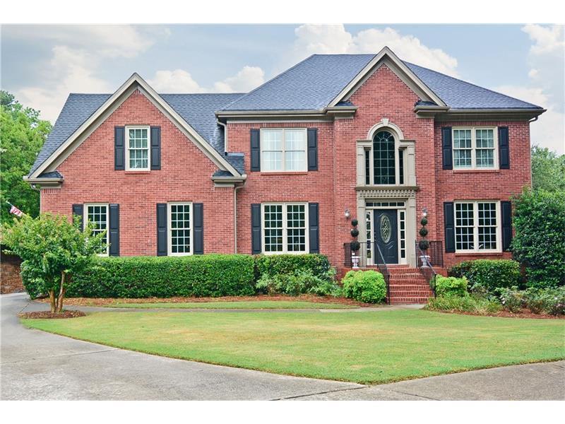 5101 Edgerton Drive, Norcross, GA 30092 (MLS #5757335) :: North Atlanta Home Team