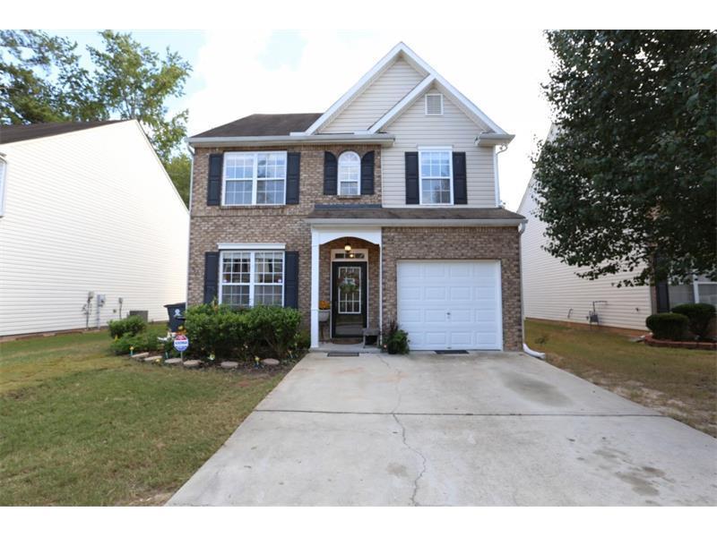 4011 Shenfield Drive, Union City, GA 30291 (MLS #5757400) :: North Atlanta Home Team