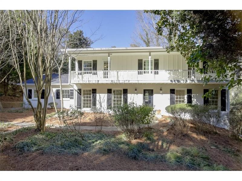 305 River Valley Road, Sandy Springs, GA 30328 (MLS #5757454) :: North Atlanta Home Team