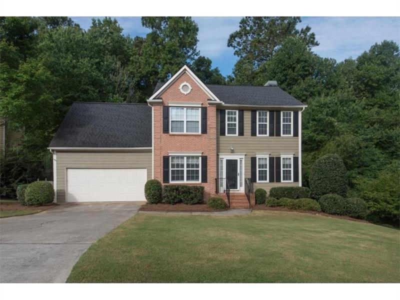 203 Pebble Creek Court, Woodstock, GA 30189 (MLS #5757463) :: North Atlanta Home Team