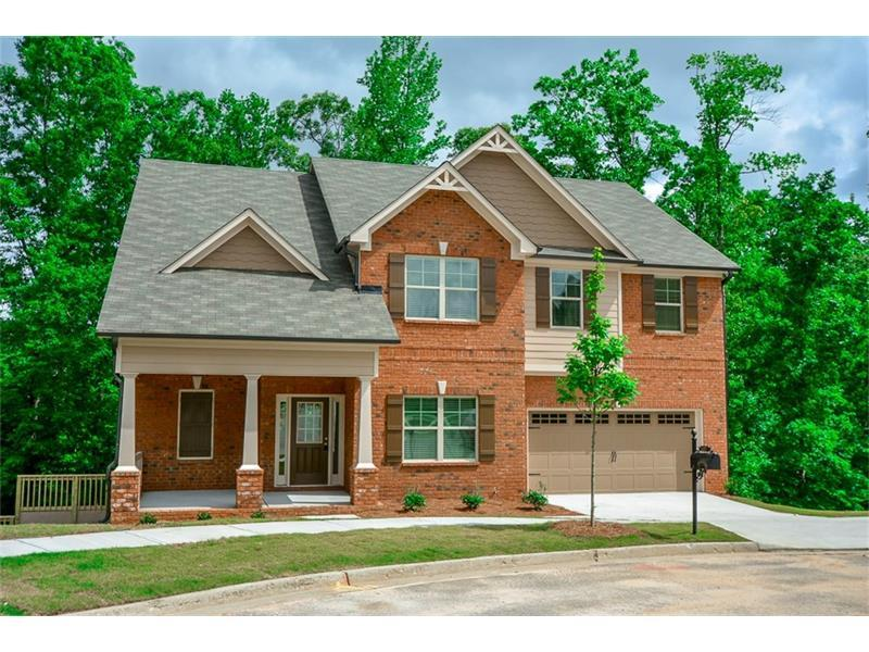 1117 Clear Stream Ridge, Auburn, GA 30011 (MLS #5757474) :: North Atlanta Home Team