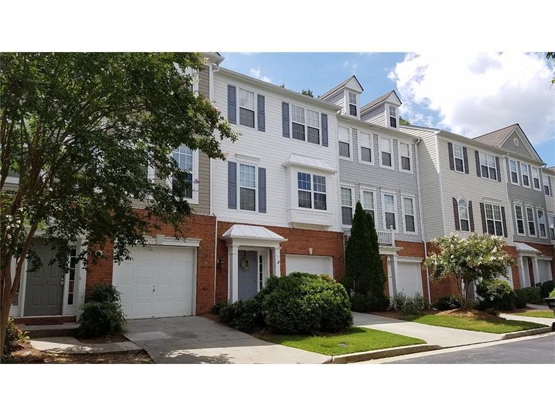 3463 Lathenview Court, Alpharetta, GA 30004 (MLS #5757476) :: North Atlanta Home Team