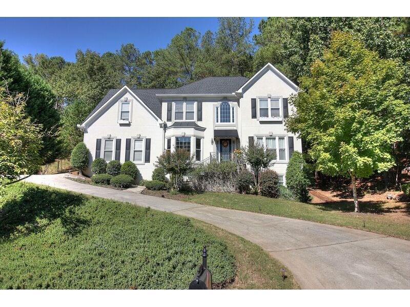 1035 Fairway Valley Drive, Woodstock, GA 30189 (MLS #5757525) :: North Atlanta Home Team