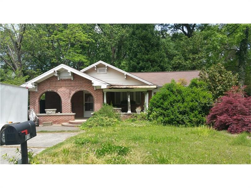 819 North Avenue, Hapeville, GA 30354 (MLS #5757563) :: North Atlanta Home Team