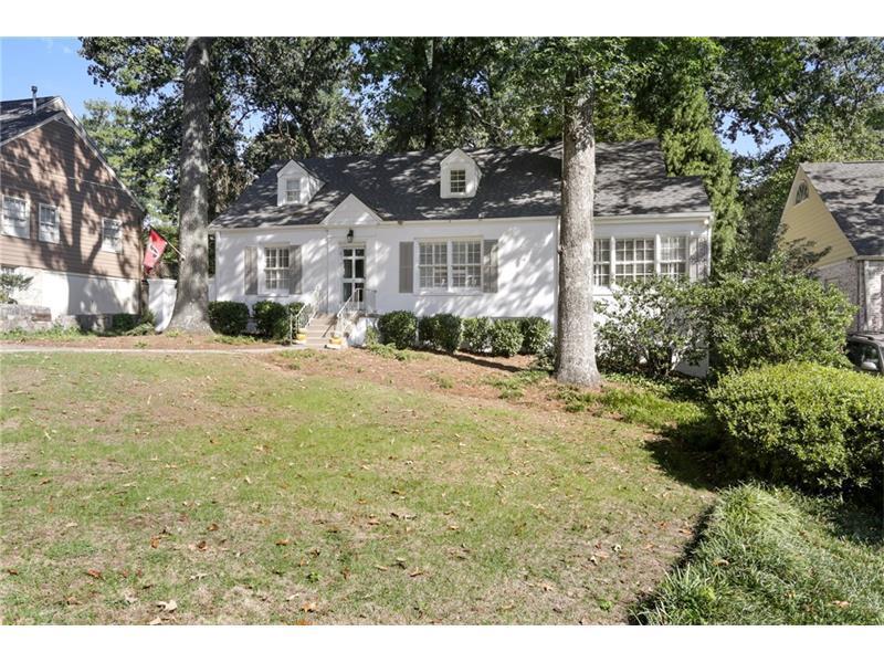 658 Greenview Avenue NE, Atlanta, GA 30305 (MLS #5757570) :: North Atlanta Home Team