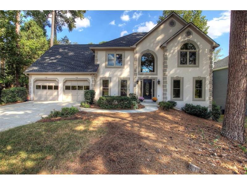 485 Sherman Oaks Way, Alpharetta, GA 30004 (MLS #5757586) :: North Atlanta Home Team