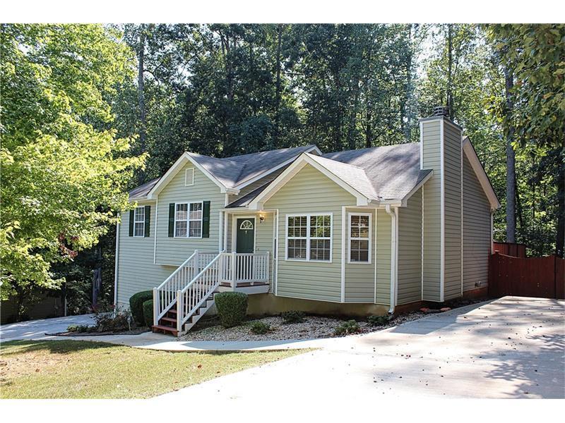 380 Farm Brook Lane, Dallas, GA 30157 (MLS #5757595) :: North Atlanta Home Team