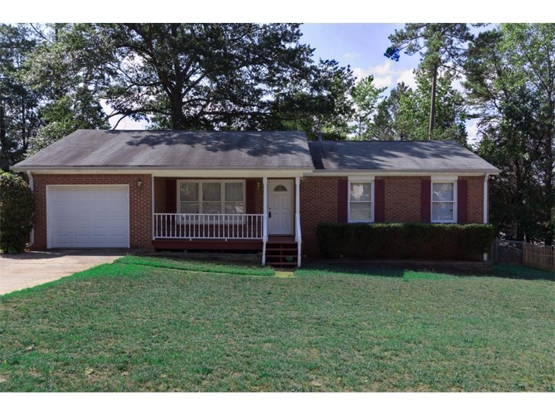 1695 Underwood Drive #0, Conyers, GA 30013 (MLS #5757603) :: North Atlanta Home Team