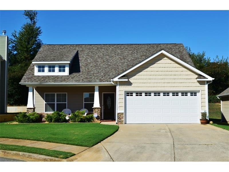 66 Oakbrook Drive SW, Cartersville, GA 30120 (MLS #5757634) :: North Atlanta Home Team