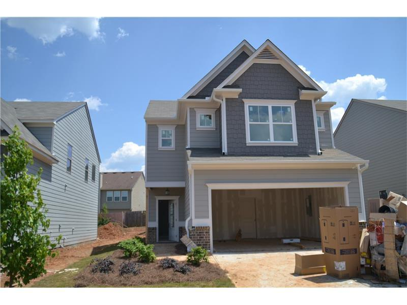 243 Fern Walk, Lawrenceville, GA 30045 (MLS #5757775) :: North Atlanta Home Team