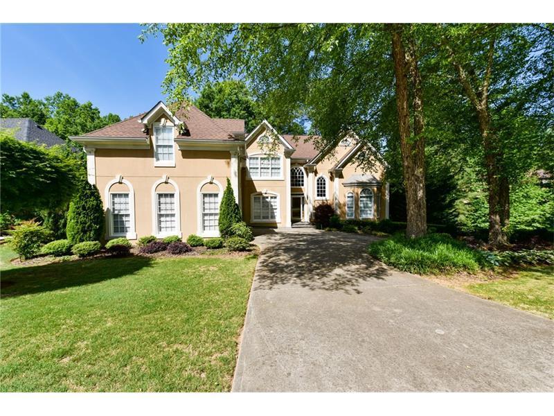 5610 Forkwood Drive NW, Acworth, GA 30101 (MLS #5757780) :: North Atlanta Home Team