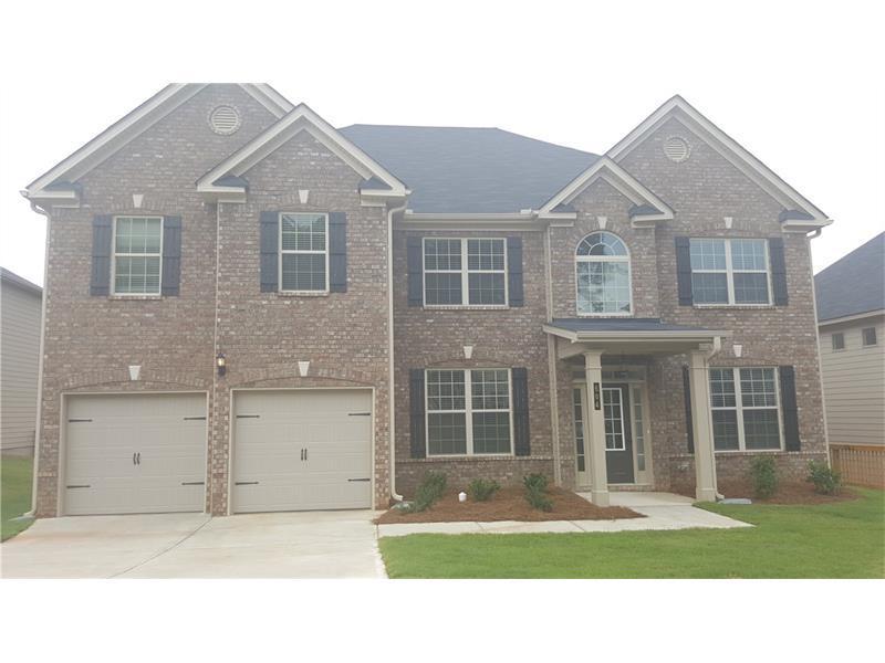 2137 Dodson Woods Drive, Fairburn, GA 30213 (MLS #5757813) :: North Atlanta Home Team