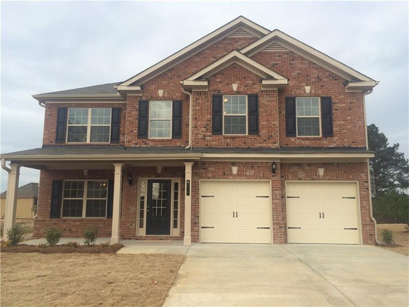 9354 Latana Trail SW, Jonesboro, GA 30238 (MLS #5757817) :: North Atlanta Home Team