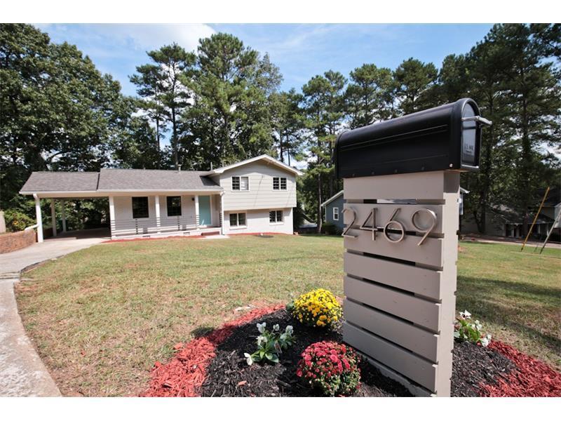 2469 Crestdale Circle, Atlanta, GA 30316 (MLS #5757943) :: North Atlanta Home Team