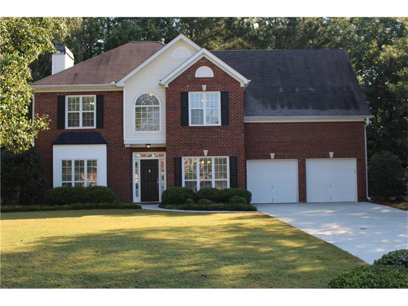 1712 Branchwood Court, Powder Springs, GA 30127 (MLS #5757983) :: Carrington Real Estate Services