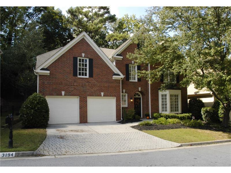 3194 Windsor Lake Drive NE, Brookhaven, GA 30319 (MLS #5758000) :: North Atlanta Home Team