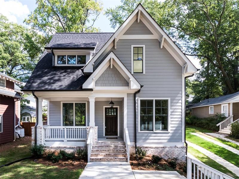 161 Ridgeland Avenue, Decatur, GA 30030 (MLS #5758001) :: North Atlanta Home Team