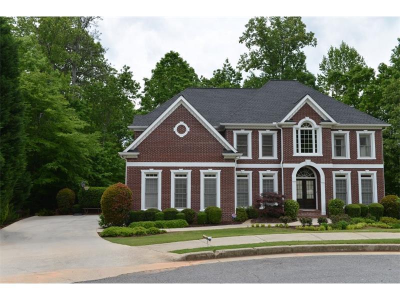 220 Redmond Ridge Circle, Alpharetta, GA 30022 (MLS #5758082) :: North Atlanta Home Team