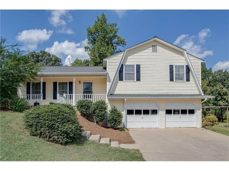 4625 Spring Ridge Drive, Flowery Branch, GA 30542 (MLS #5758090) :: North Atlanta Home Team